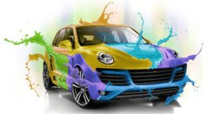 Подготовка авто к покраске на AFS service