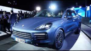 Наш тест драйв Porsche Cayenne S 2018